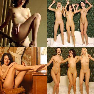 Classy Nudes