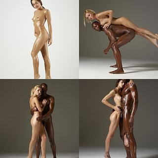Oiled bodies