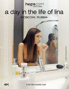 Ein Tag im Leben von Lina