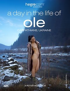 A day In The Life of Ole, Carpathians, Ukraine