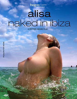 Alisa Naked In Ibiza