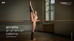 Annette Una Bailarina Americana en París