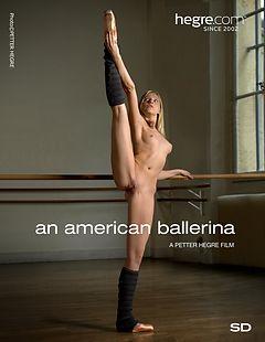 Annette an American Ballerina in Paris