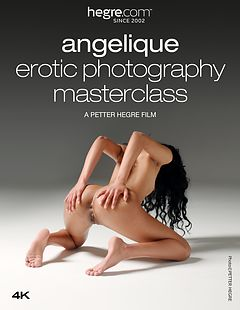 Angelique Meisterklasse der Erotischen Fotografie