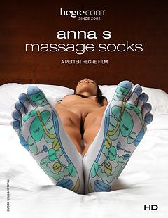 Anna S Massage Socks