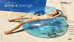 Anna S Pool Girl