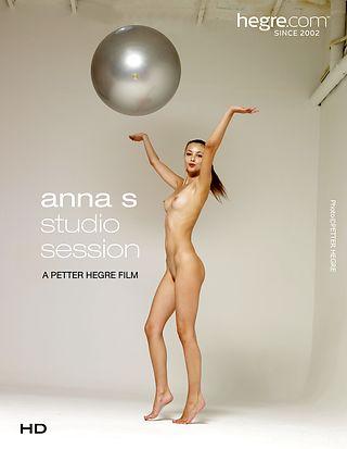 Anna S Studio Session