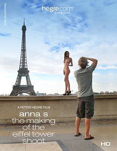 Anna S The Making Of The Eiffel Tower Shoot