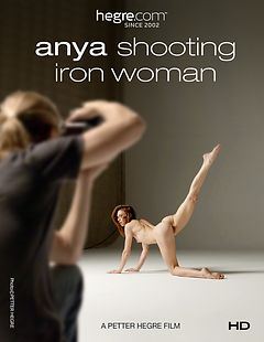 Anya Shooting Iron Woman