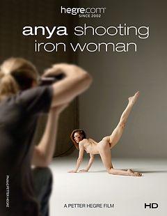 Anya Shooting Iron Woman
