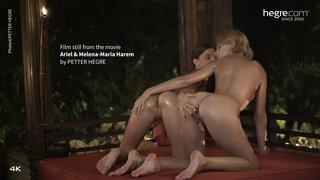 Ariel-and-melena-maria-harem-28-320x