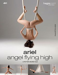 Ariel Angel Flying High