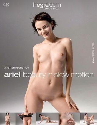 Ariel Beauté au ralenti