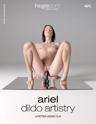 Ariel Dildo-Kunstfertigkeit