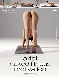 Ariel Naked Fitness Motivation