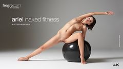 Ariel Naked Fitness