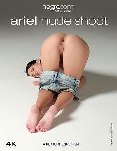 Ariel Nude Shoot