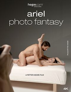 Ariel Photo Fantasy