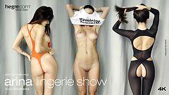 Arina Lingerie Show