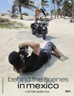 Hinter den Kulissen in Mexiko