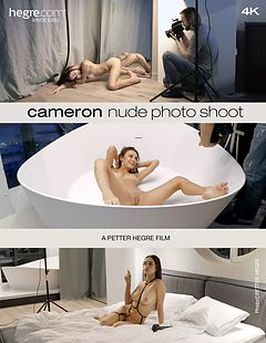 Cameron Nude Photo Shoot