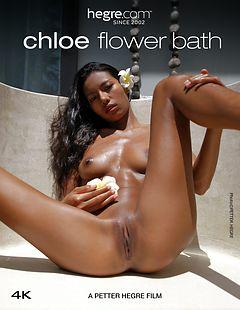 Chloe Flower Bath