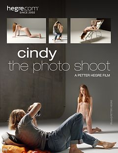 Cindy The Photo Shoot