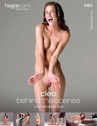 Cleo Behind The Scenes