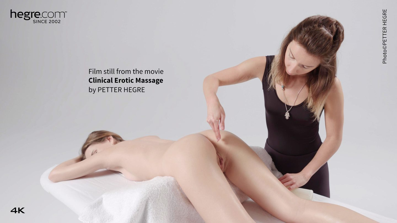 Filme erotikmassage Lesbische Massage