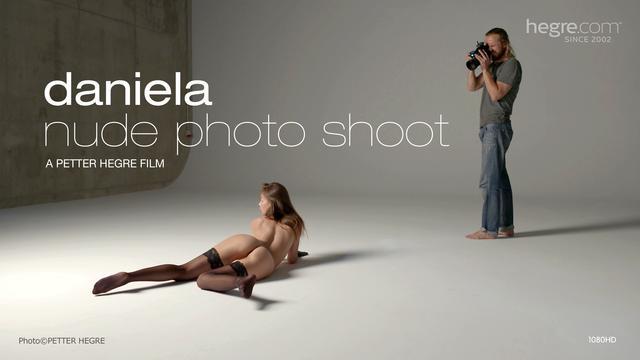 Daniela Nackt-Fotoshooting