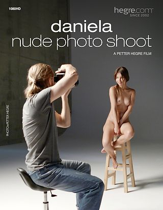 Daniela Nude Photo Shoot
