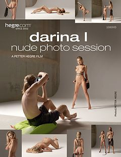 Darina L Nude Photo Session