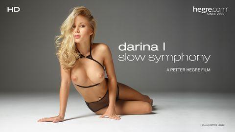 Sarina L lenta sinfonía