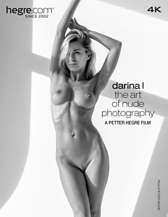Darina L The Art of Nude Photography
