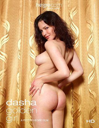 Dasha Goldenes Mädchen