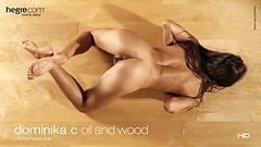 Dominika C aceite y madera