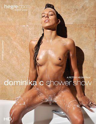 Dominika C Shower Show