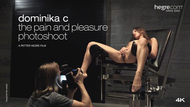 Dominika C The Pain And Pleasure Photoshoot