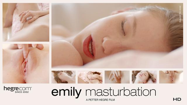 Emily Masturbation
