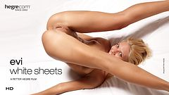 Evi White Sheets