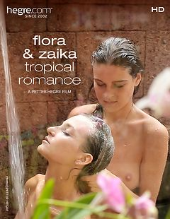 Flora and Zaika Tropical Romance