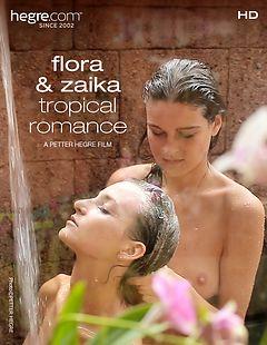 Flora et Zaika Romance Tropicale