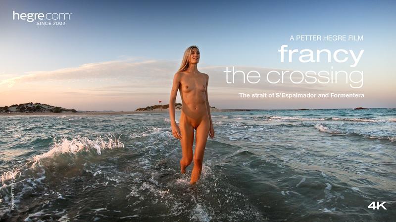 Francy The Crossing