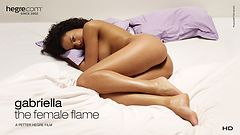 Gabriella The Female Flame