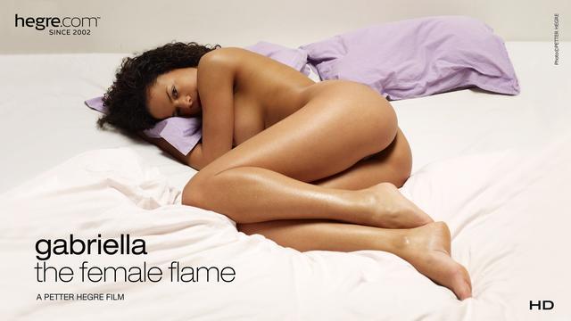 Gabriella La llama femenina