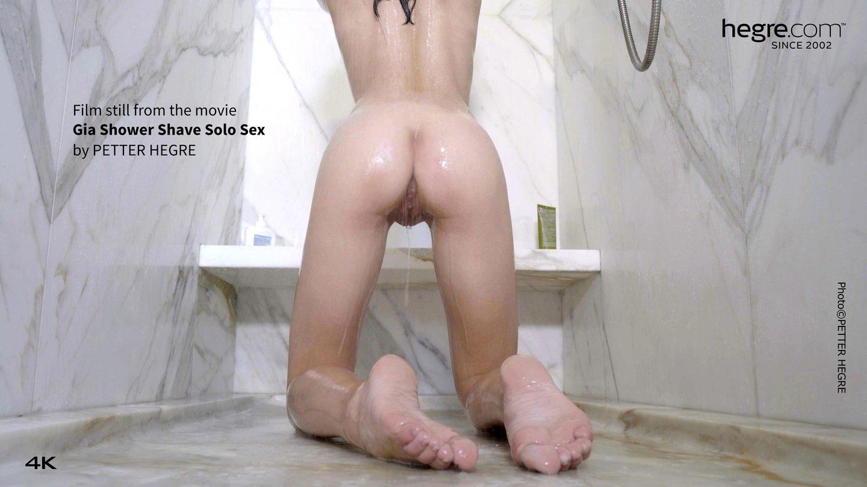 Nackt Rasieren