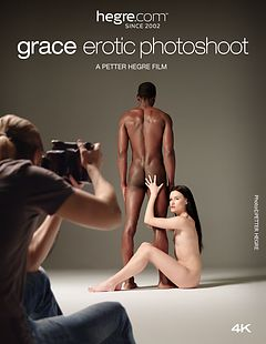 Grace Erotic Photoshoot