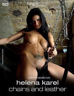 ヘレナ・カレル 革と鎖