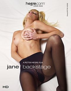 Jane En coulisses