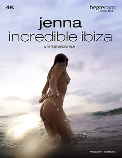 Jenna Incredible Ibiza
